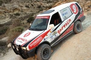Garvalín participa en la Maroc Challenge
