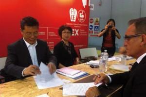 FICE y CLIA firman un acuerdo de colaboración