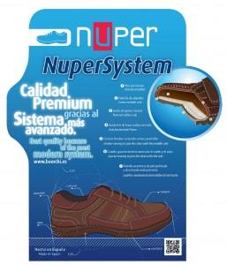 NuperSystem, la nueva línea de Nuper