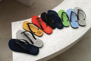 CTCR desarrolla las primeras sandalias 100% recicladas