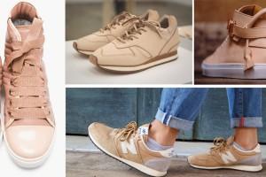 Zapatillas a la moda. Mujer. Otoño-invierno 2015/16