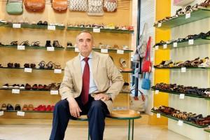 Pedro Aguado: «El calzado requiere de un canal de distribución específico»