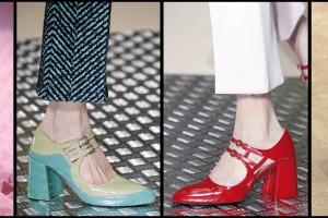 Esenciales calzado de mujer: otoño-invierno 2015/2016