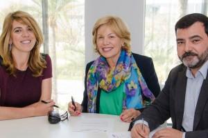 Gioseppo colaborará con la fundación Vicente Ferrer