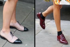 El zapato plano para mujer: otoño-invierno 2015/2016