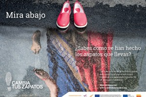 ¡Cambia tus zapatos!