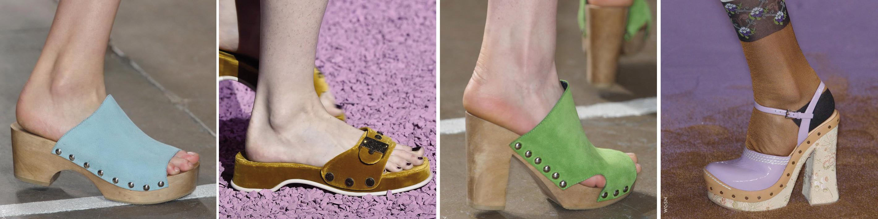 d0d1a8bc0fa Zapatos clave de mujer para primavera-verano 2016