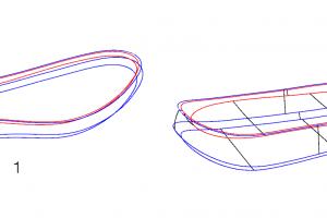 Tecnología CAD/CAE para el diseño de huellas complejas en suelas de calzado