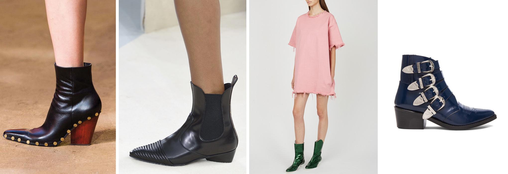 Zapatos clave de mujer para otoño,invierno 2016/2017