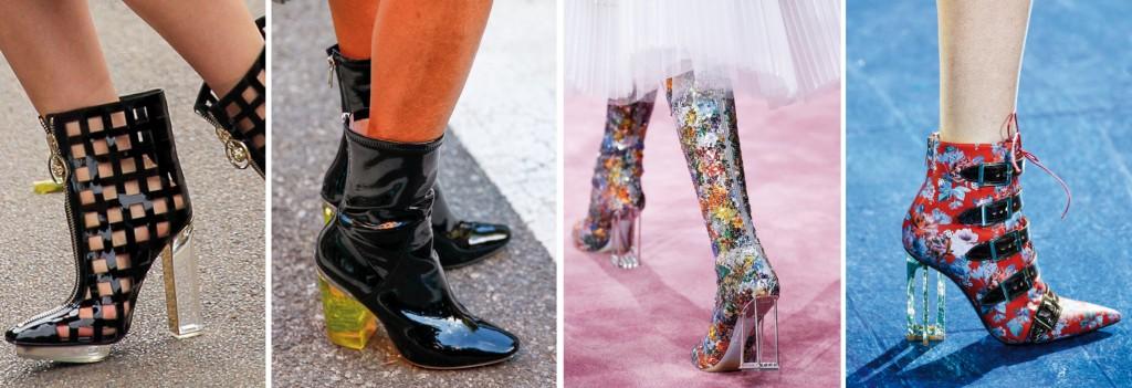 Zapatos clave de mujer para otoño-invierno 2016/2017