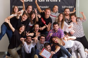 D. Franklin gana el premio a la Mejor Webshop StartUp