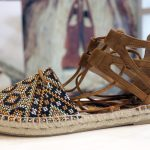 Conchisa: zapatos en Momad Shoes, septiembre 2016