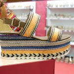 Exé Shoes: zapatos en Momad Shoes, septiembre 2016