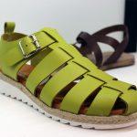 Kalfu: zapatos en Momad Shoes, septiembre 2016