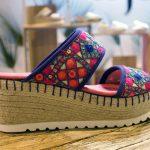 LaJuana: zapatos en Momad Shoes, septiembre 2016