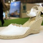 Luz Martín: zapatos en Momad Shoes, septiembre 2016