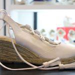 María Victoria: zapatos en Momad Shoes, septiembre 2016