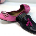 Morena Morena: zapatos en Momad Shoes, septiembre 2016