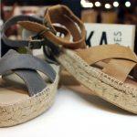 Polka Shoes: zapatos en Momad Shoes, septiembre 2016