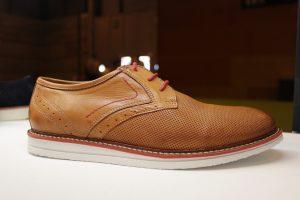 El zapato en Momad Shoes, septiembre 2016