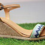 Shama: zapatos en Momad Shoes, septiembre 2016