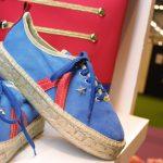 Spartana: zapatos en Momad Shoes, septiembre 2016