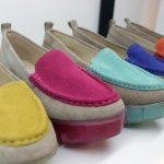 Stefania: zapatos en Momad Shoes, septiembre 2016