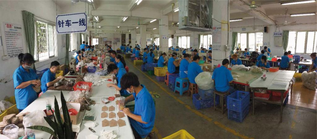 abusos laborales Tempe en China