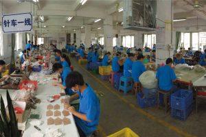 Abusos laborales por parte de los proveedores chinos de Tempe