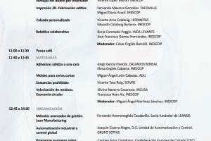 «La fábrica del futuro» fue analizada en el I Congreso Nacional de Calzado