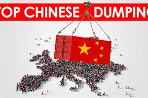 Nueva guerra comercial entre la Unión Europea y China