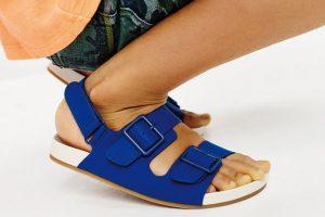 Zapato infantil de verano. Claves