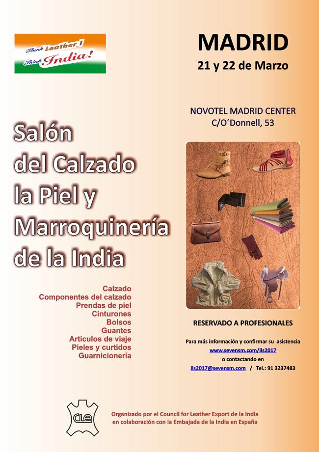 Medio centenar de fabricantes de art culos de cuero de la for Direccion madrid espana