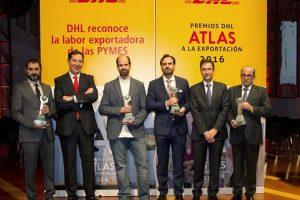 Pisamonas, premio a la exportación DHL