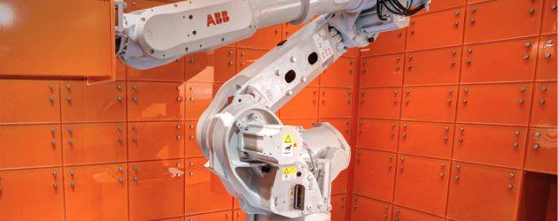 Los robots toman el control de las zapaterías