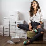 Arancha Narro, diseñadora de Carina Valentina.