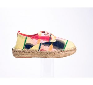 Abarca Shoes by Masat Tometuka