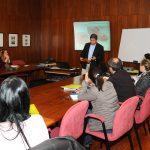 Evento informativo sobre el HES en S. Joao de Madeira, Portugal.