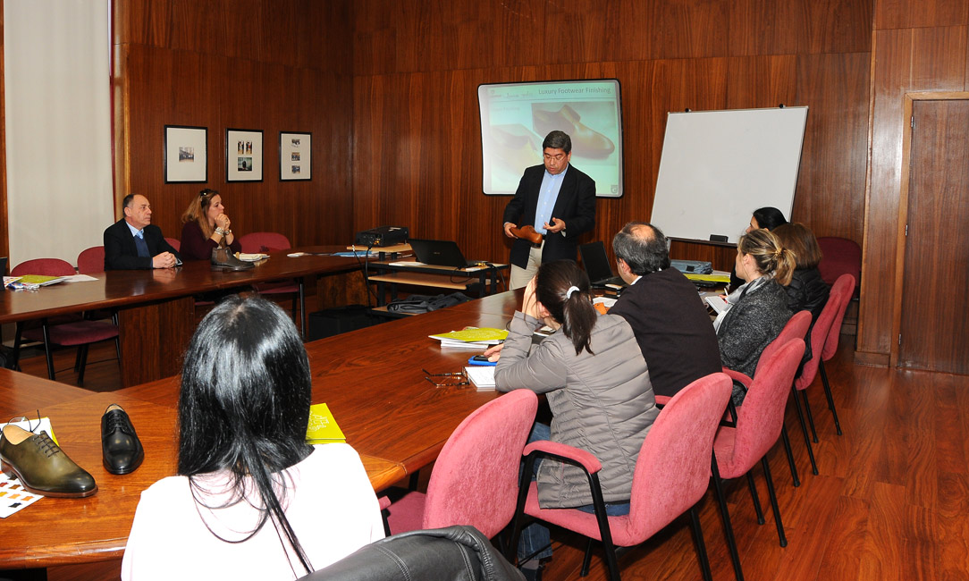 Evento informativo sobre el HES en S. Joao de Madeira.