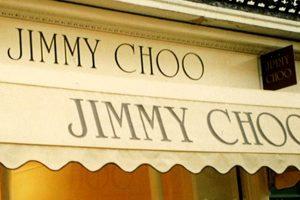 Jimmy Choo, en venta