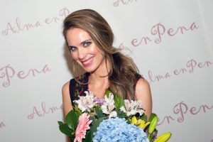 Vanesa Romero recibe hoy el premio Mejor Calzada de España
