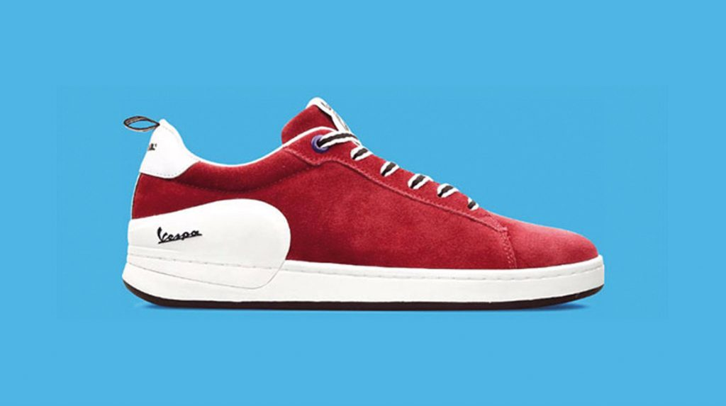 Vespa Footwear Frenccia