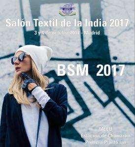 Salón Textil de la India 2017