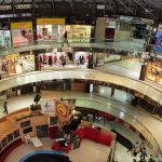 Centro Comercial en Zaragoza. Creative Commons 3.0. Fuente: Wikimedia.