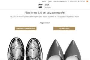 El portal B2B del calzado español ya está en marcha