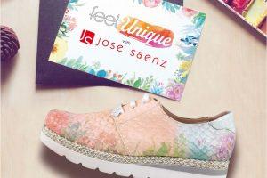 José Sáenz presenta el proyecto Feel Unique