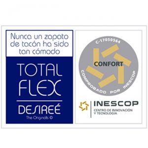 Sello oficial de Inescop.