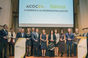 Acocex premia los esfuerzos exportadores del calzado español