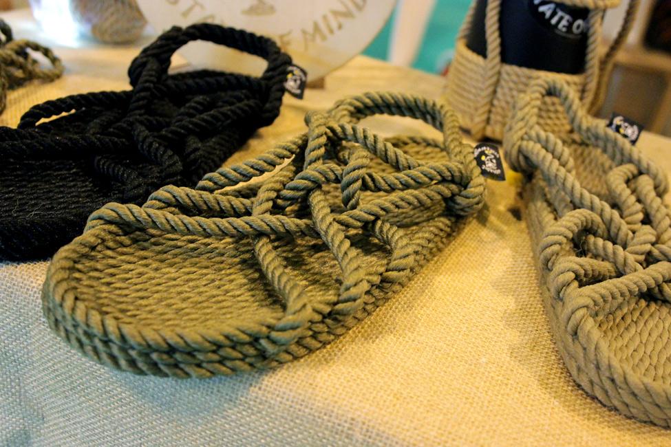 Nomadis Sandals
