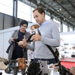 Feria de calzado STYL-KABO en Brno, República Checa.